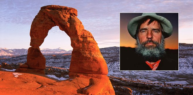 Arches - Edward Abbey
